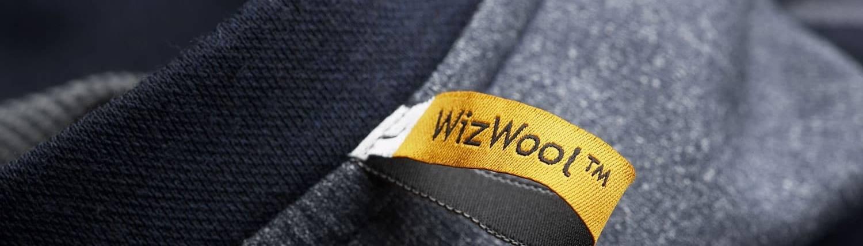 Wizwool undertøj af Merino Uld