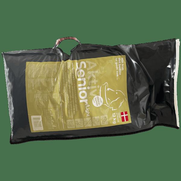 12 kg senior hundefoder med bærehåndtag