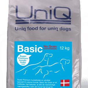 UniQ kornfri - No Grain - hundefoder