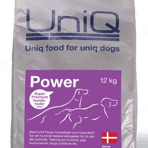 Uniq Power til meget aktive hunde